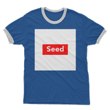 seed Adult Ringer T-Shirt - seed