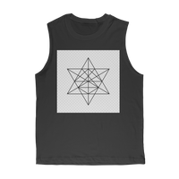 Tetrahedron Series Classic Adult Muscle Top - seed