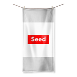 seed Sublimation All Over Towel - seed