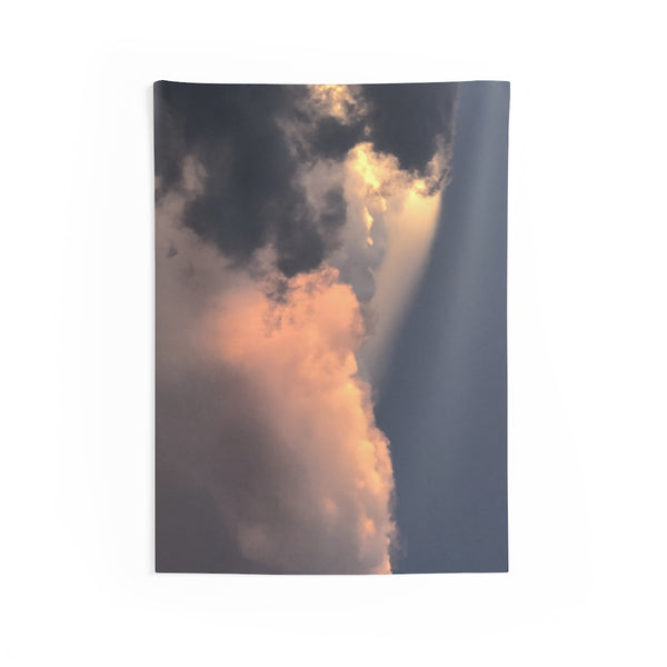 Heaven Indoor Wall Tapestries - seed