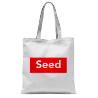 seed Classic Sublimation Tote Bag - seed