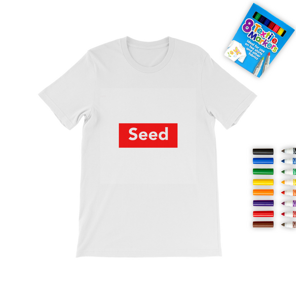 seed Colouring T-Shirt - seed