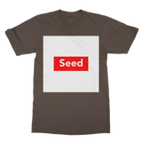 seed Classic Adult T-Shirt Printed in UK - seed