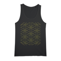 Sacred Perception Series Organic Jersey Womens Tank Top - seed