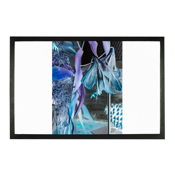 Opal Iris Sublimation Doormat - seed
