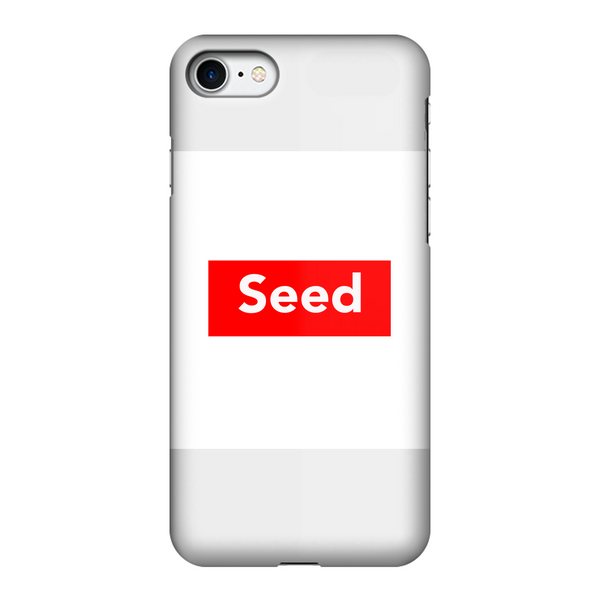 seed Fully Printed Tough Phone Case - seed