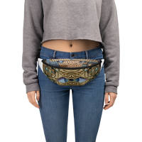 Sacred Eye Fanny Pack - seed