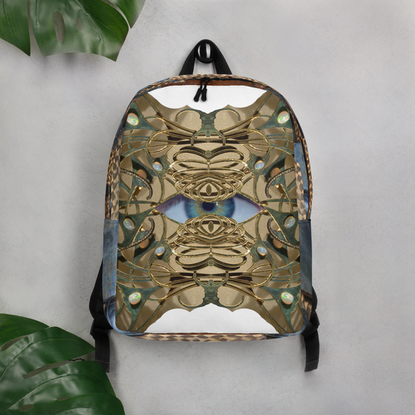 Trips and Adventures Backpack - seed