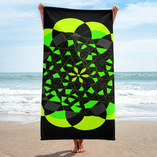 Sacred Science Towel - seed