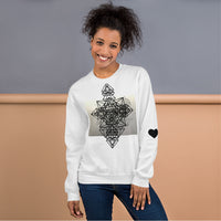 Lets save the world Sweatshirt A sturdy and warm softess. - seed