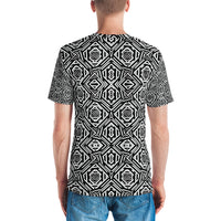 From outer space T Shirt named visceral with All Over Print Unisex - seed