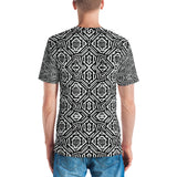 A Tee shirt named visceral with All Over Print Unisex - seed