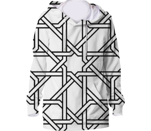 Hoodie  All Over Print  Sacred Connection Unisex - seed