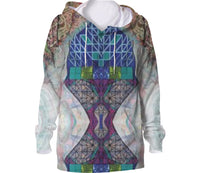 Hoodie  All Over Print  Trinity Unisex - seed