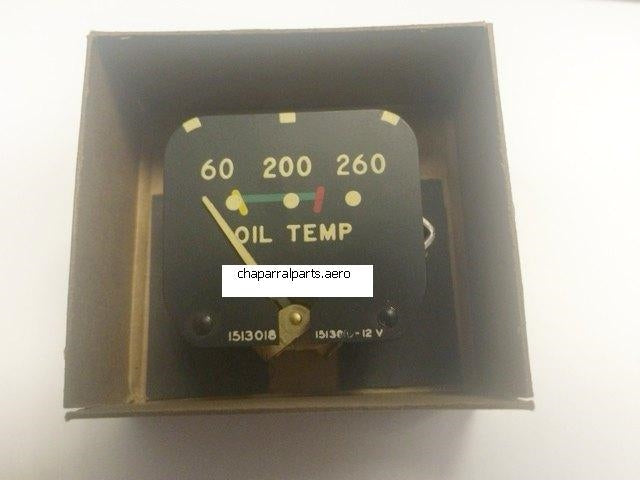 1513018 gauge oil temp Beechcraft NEW