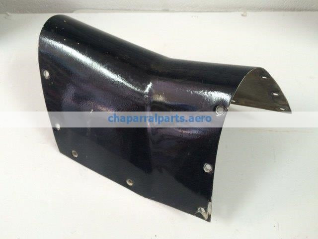 50084-01 cover wing leading edge Piper PA31T (as-removed)