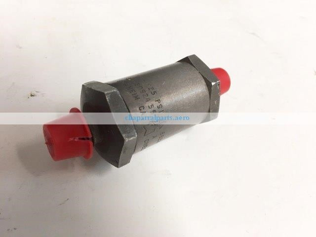 862A-4TT check valve 713039 Westwind (as removed)