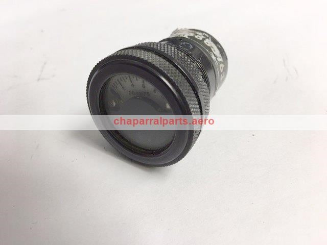 883763 ammeter AOA Westwind (as removed)