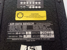 Load image into Gallery viewer, 9B-81103-1 air data sensor AS-REMOVED