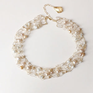 grace crochet necklace
