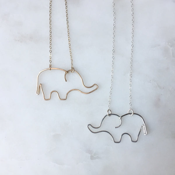 Favorite animals necklaces