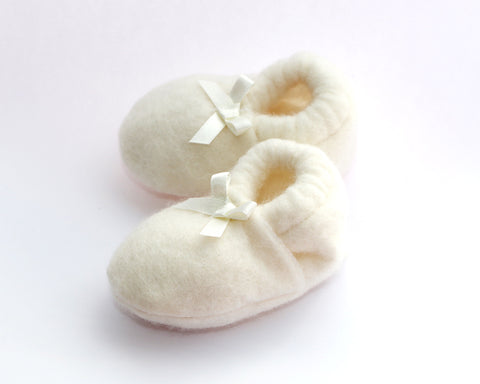 Snuggly's Baby Booties