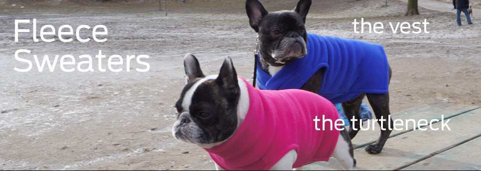 French Bulldog and Pug Sweaters