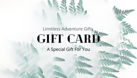 Limitless Adventure Gifts gift card