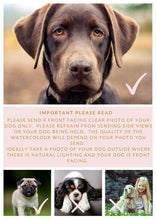 Load image into Gallery viewer, Custom Dog Print - Wildfig & Co