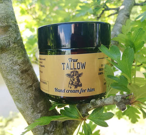 TRUE TALLOW - GRASS FED SKIN CARE FOR HIM