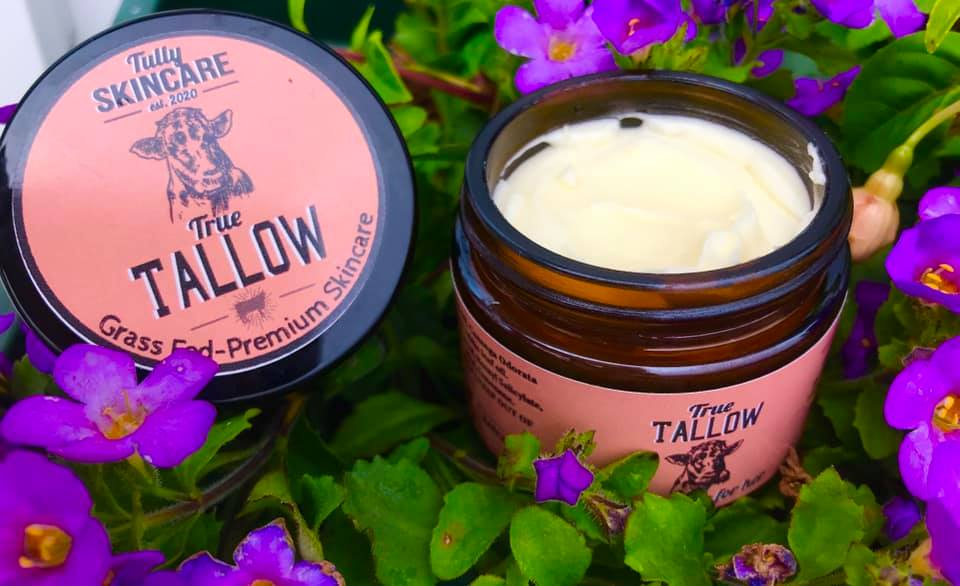 TRUE TALLOW - GRASS FED SKIN CARE FOR HER
