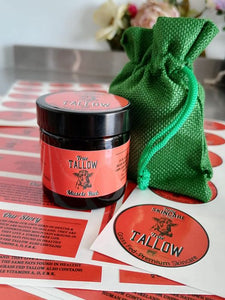 TRUE TALLOW - GRASS FED SKINCARE FOR YOUR MUSCLES
