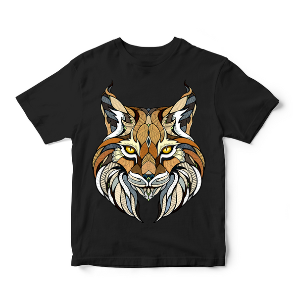 Black Holiday Capsule Tiger T-Shirt For Men
