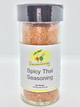 Load image into Gallery viewer, Spicy Thai Seasoning, Salt Free, 3.0 oz