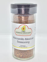 Load image into Gallery viewer, Manzanillo Mexican Seasoning, Salt Free, 2.8 oz