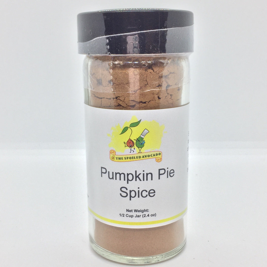 Pumpkin Pie Spice, Salt Free, 2.4 oz