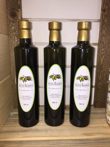 The Olive Branch Extra Virgin Olive Oil, 500 mL