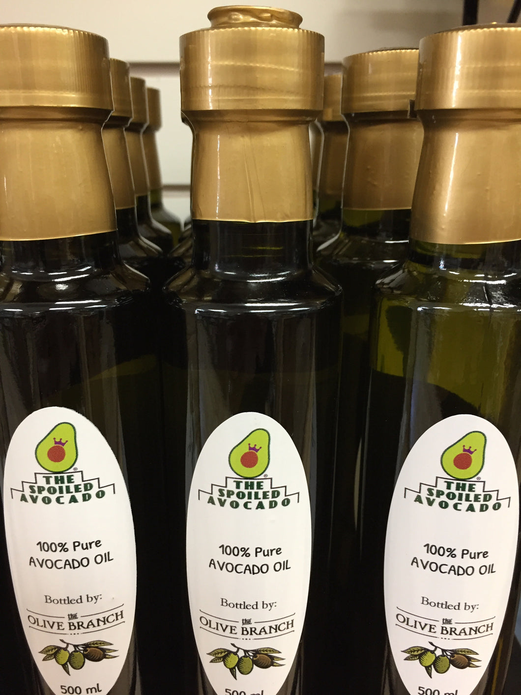 100% Avocado Oil, 250 mL