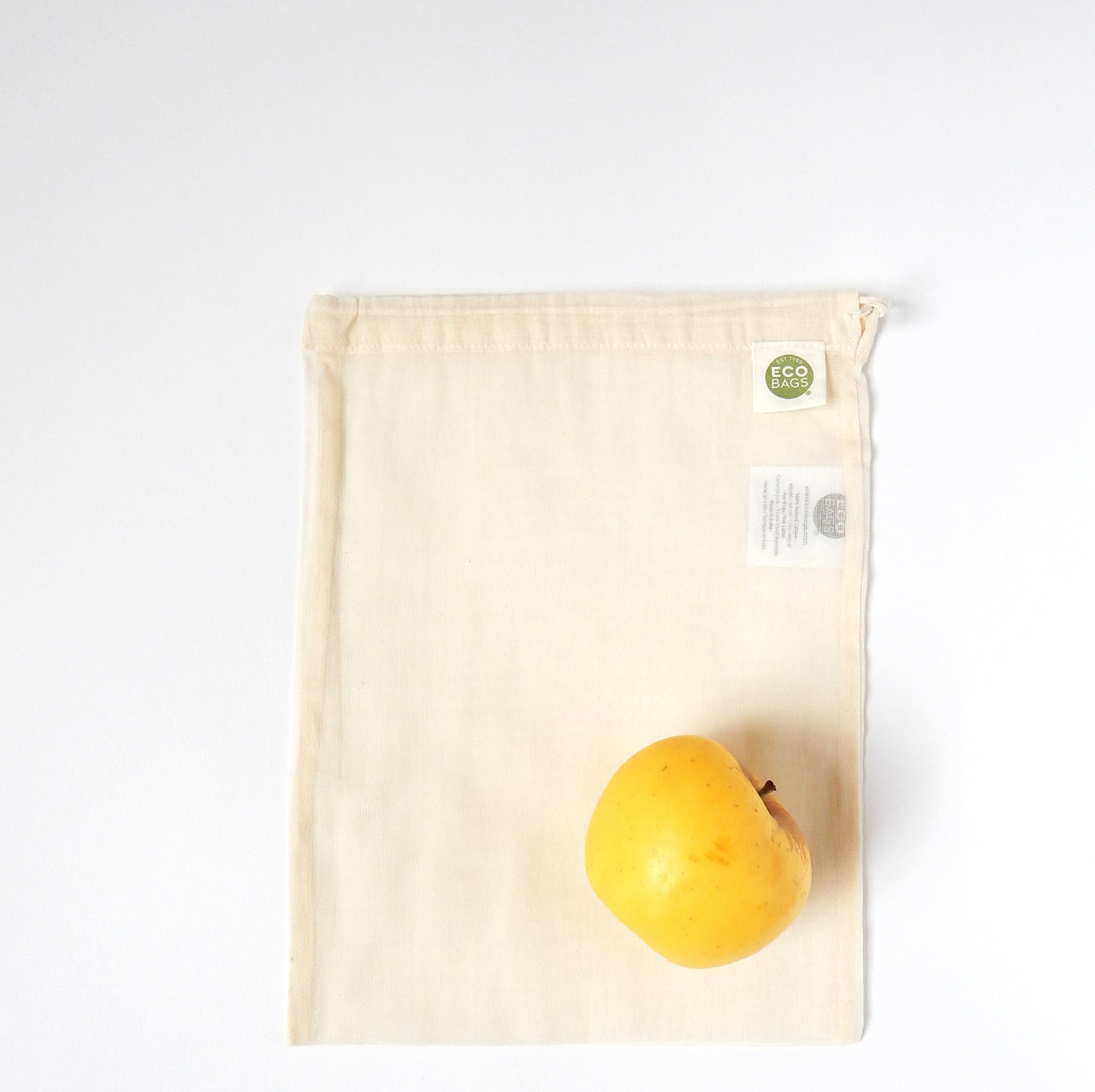 Reusable Drawstring Produce Bag