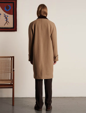 ANOTHER Coat 1.0, Sandalwood