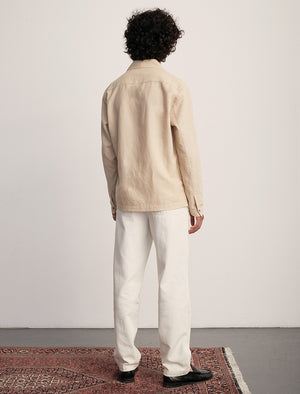 ANOTHER Kennedy Shirt 1.0, Beige
