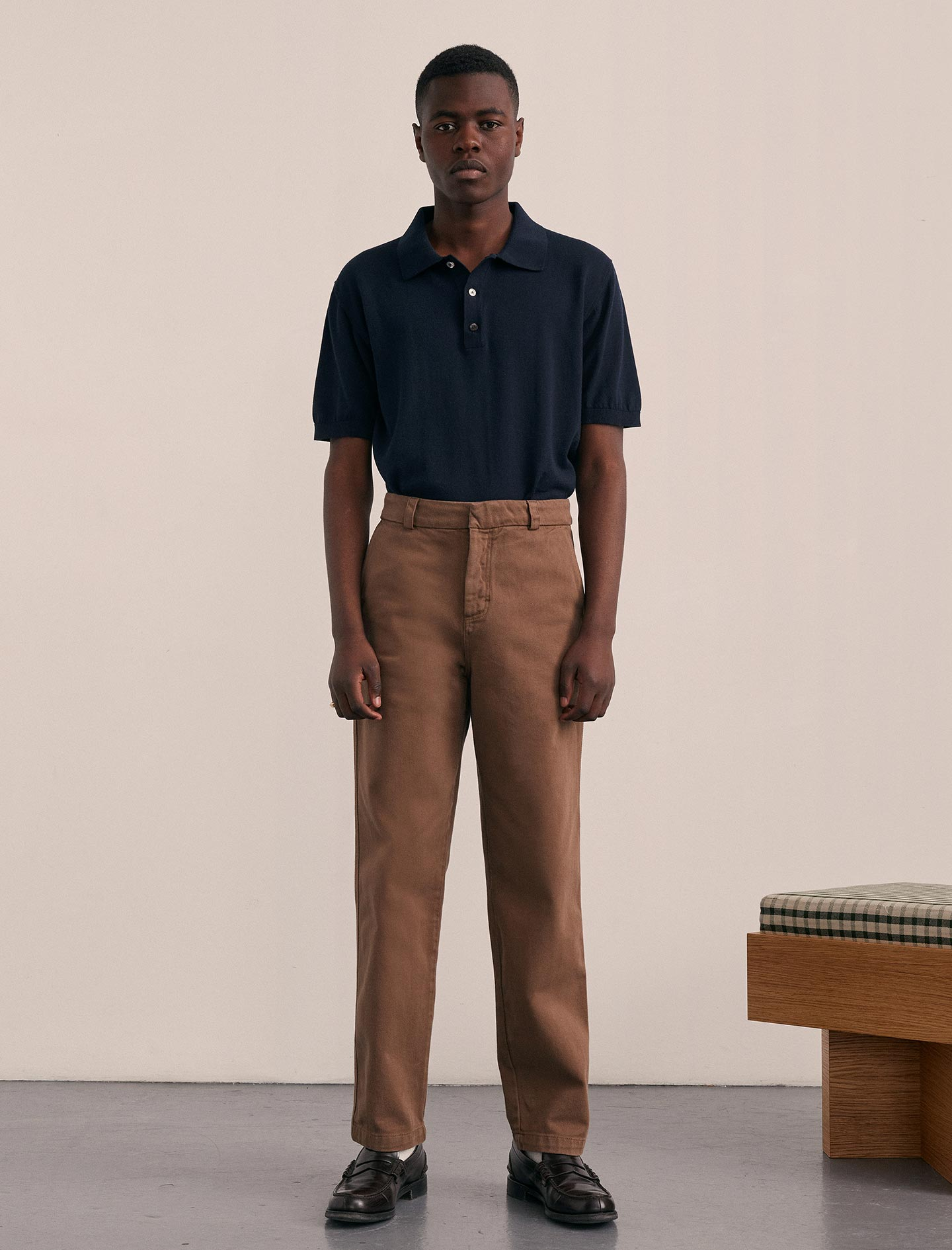 ANOTHER Pants 2.0, Teak
