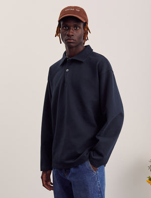 ANOTHER Polo Shirt 1.0, Night Sky Navy