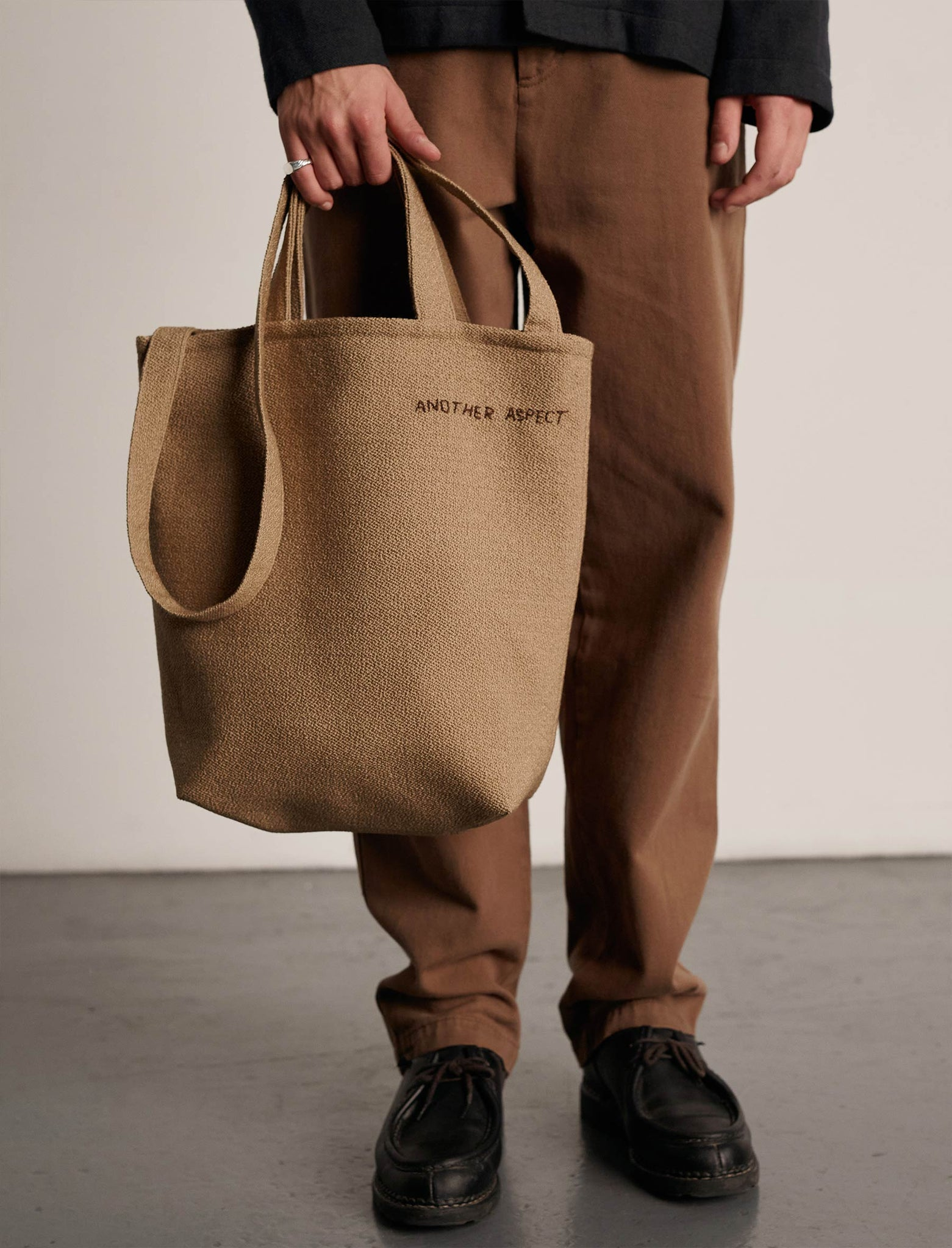 ANOTHER Tote Bag 1.0, Sand Grain