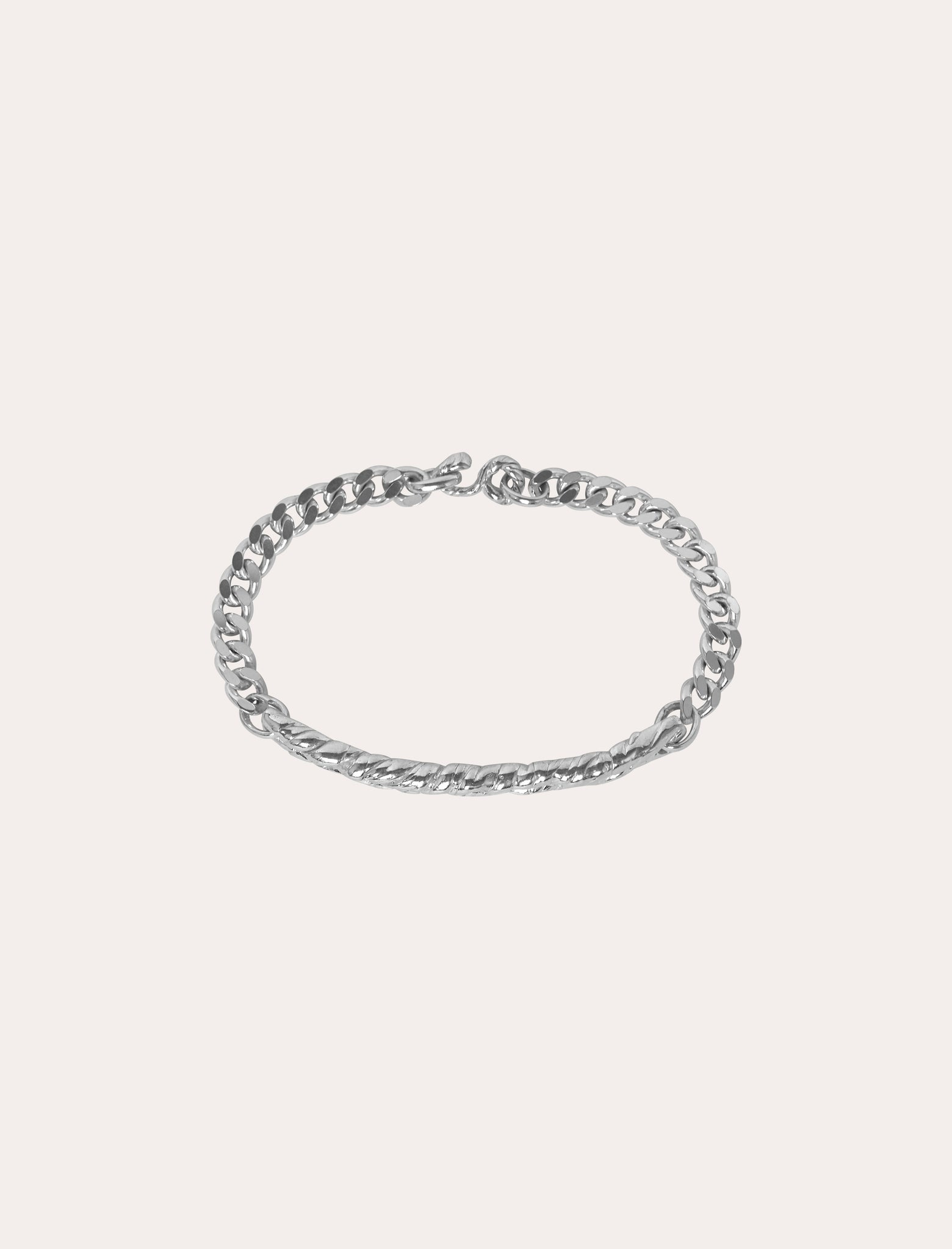 ANOTHER ASPECT x Corali, Kusari Bracelet Sterling Silver