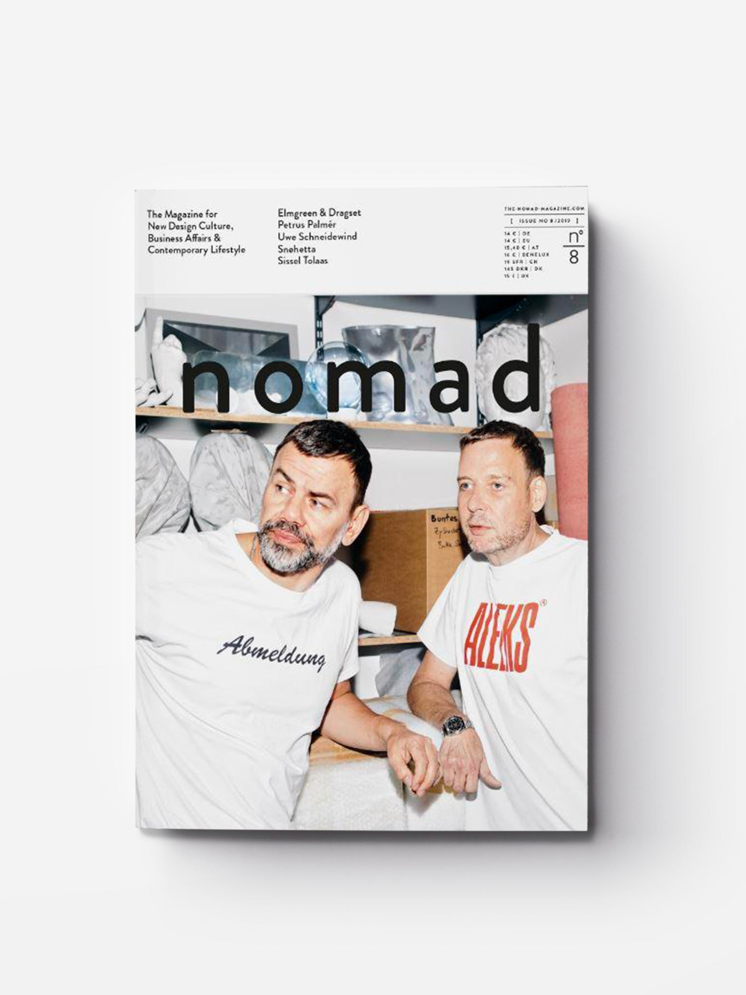 Nomad Magazine – Issue 8