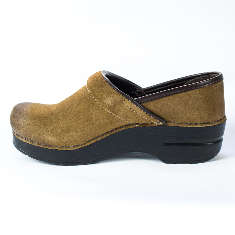 Professional Burnished Suede