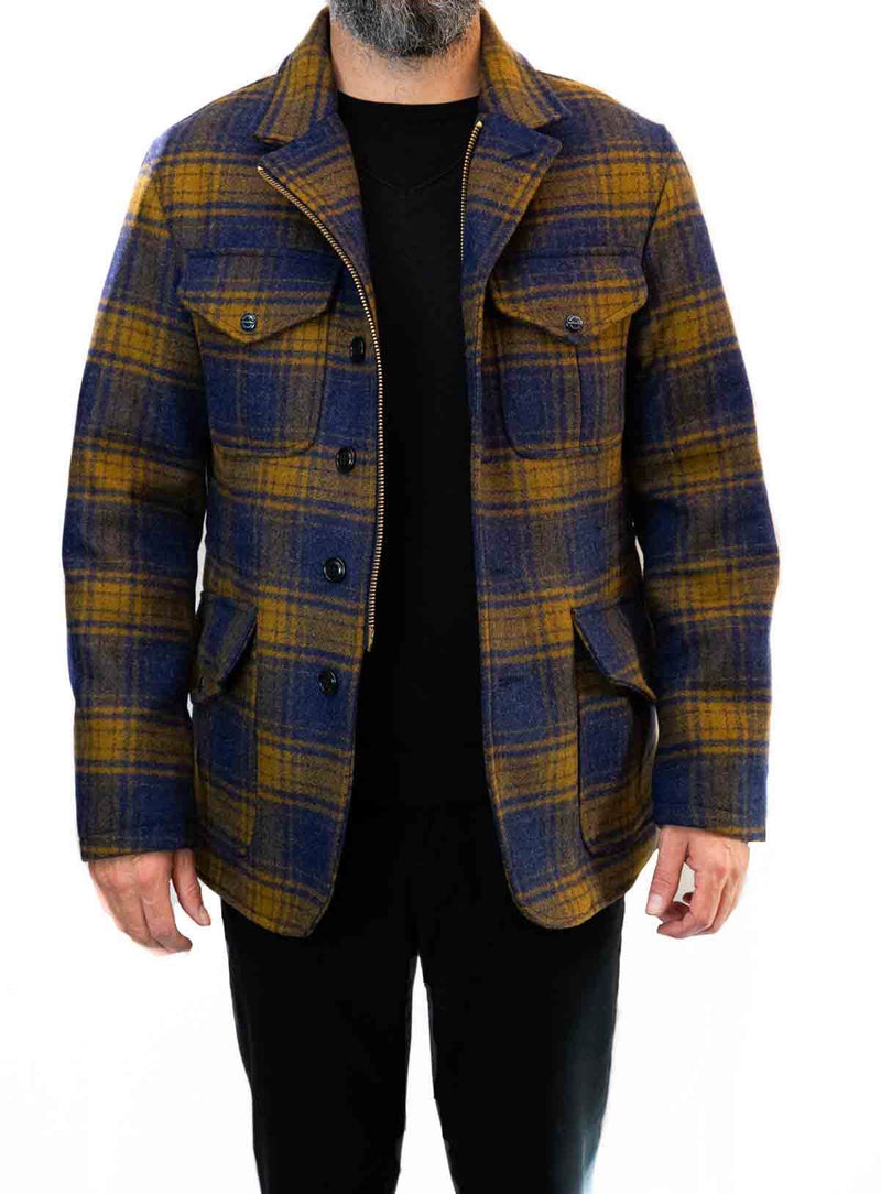 Alligator Jacket 7028-WD