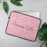 Amore Cats Laptop Sleeve