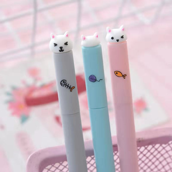 Cute Pen Set- 3pcs